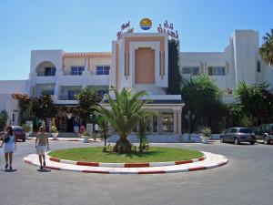 Hotel Nesrine Hammamet Tunisia
