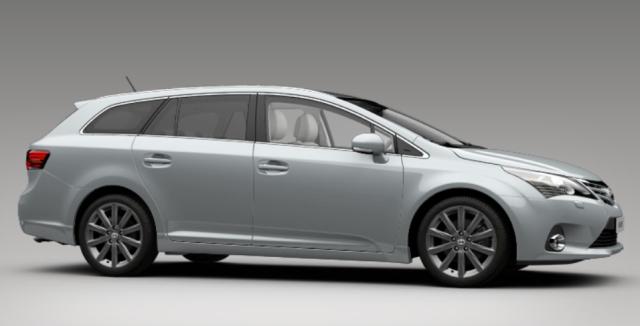Toyota Avenis Premium
