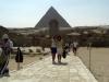 Pyramidene Kairo Egypt