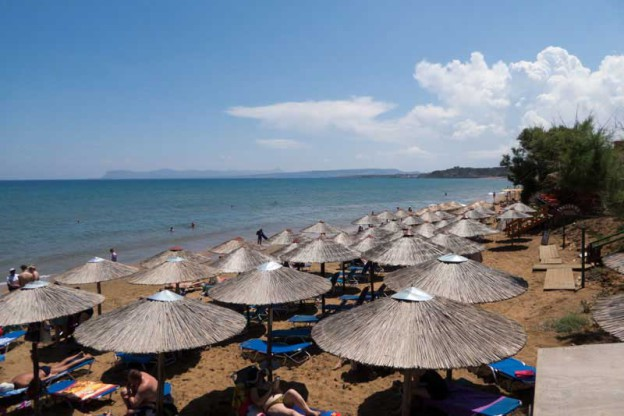 Kreta, Platanias, Agia Marina,